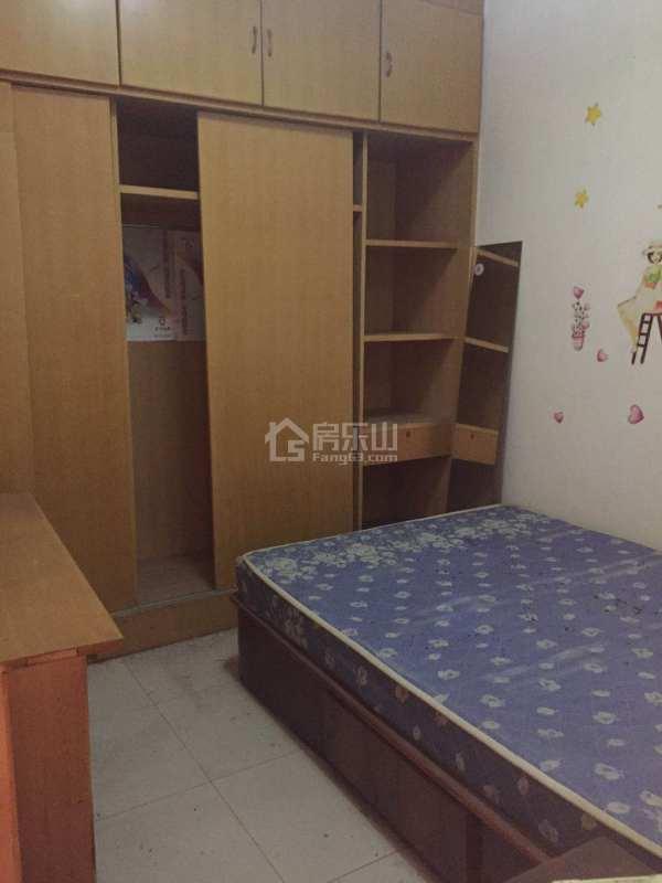 供电局宿舍 2室1厅1卫 58㎡ 租价500元/月